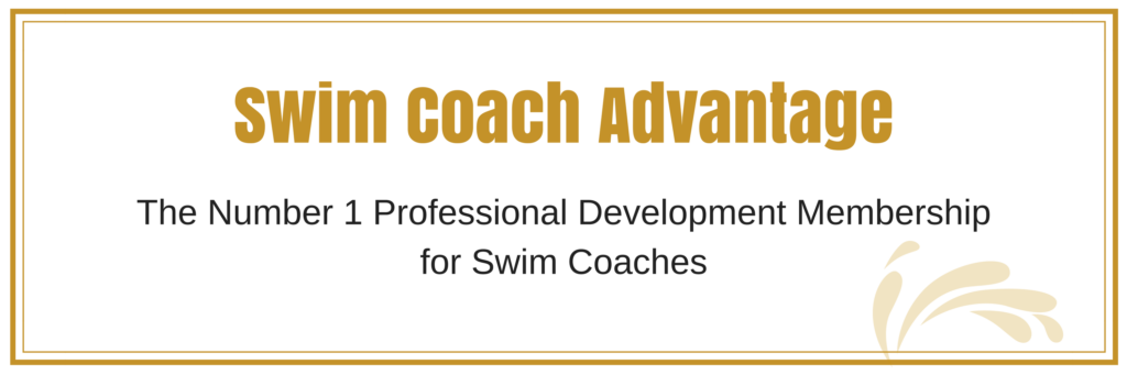 Swim Coach Advantage